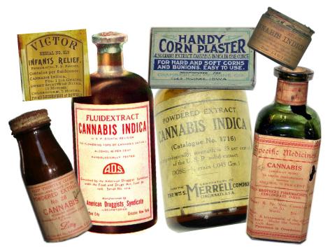 cannabis-medicine-antique